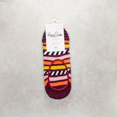 Stripe & Stripe Liner Socks