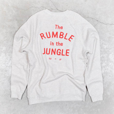 Rumble in the jungle Sweat