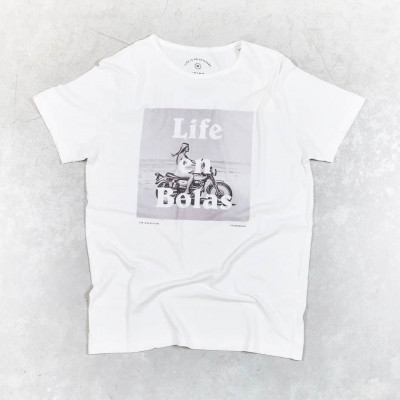 Life in bolas tee