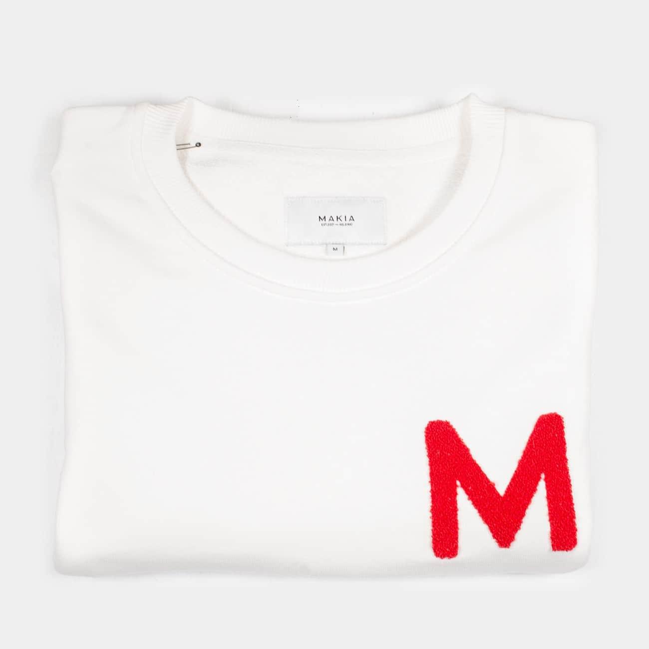 Mono sweatshirt
