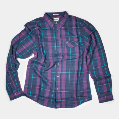 ls 1pkt flap shirt