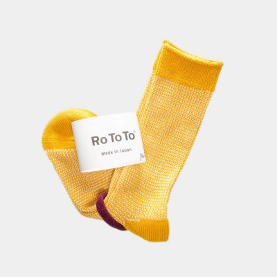 Washi Rib Socks