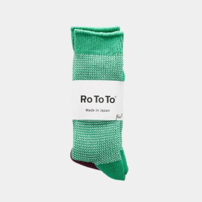 Washi Rib Socks