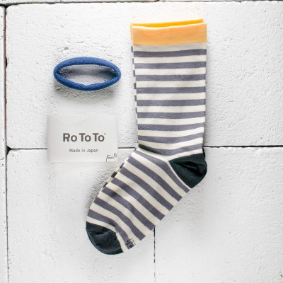 Striped Mocchily Socks