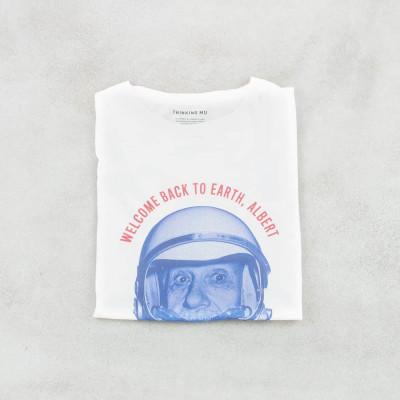 Welcome Einstein T-Shirt