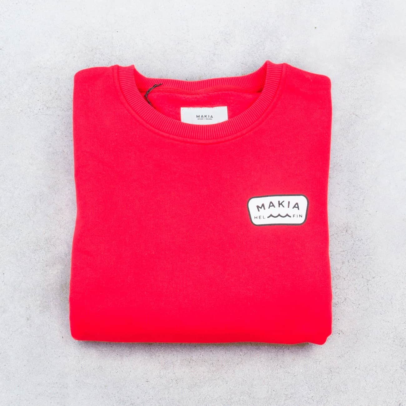Emblem sweatshirt