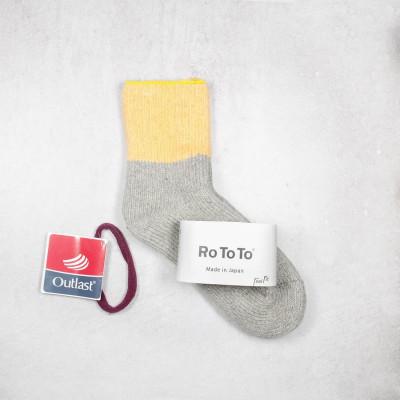 """Teasel Socks """"Outlast"""""""