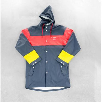 Tretorn x Makia Block Rain Jacket