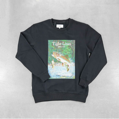 Makia  x Rapala Kneedeep Sweatshirt