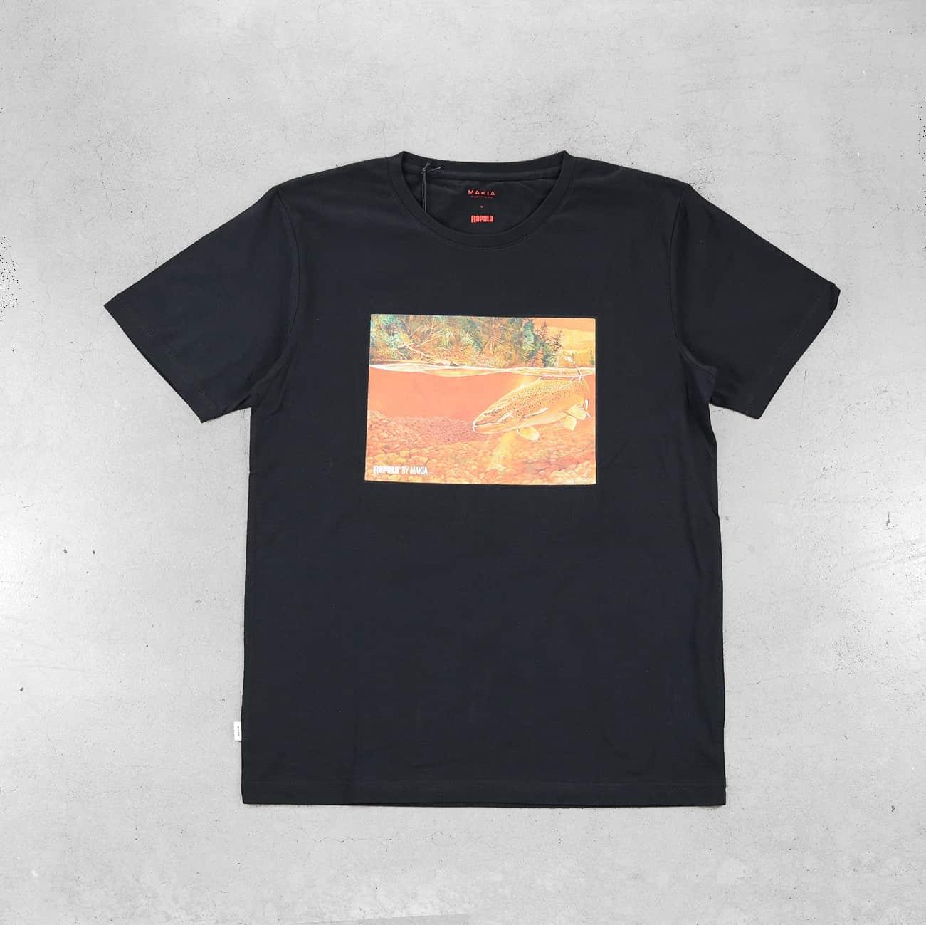 Makia x Rapala Beneath T-Shirt