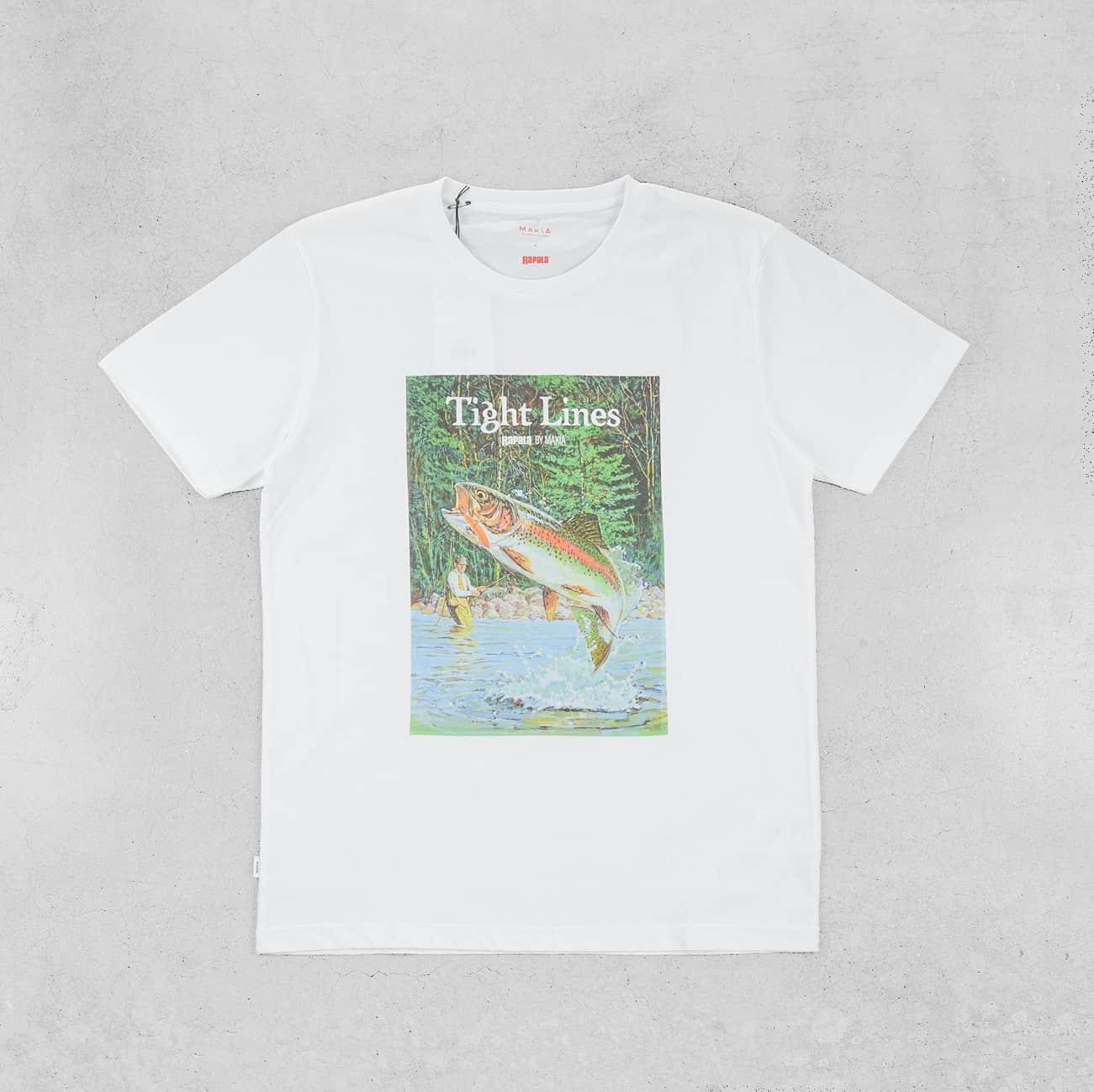 Makia x Rapala Kneedeep T-Shirt