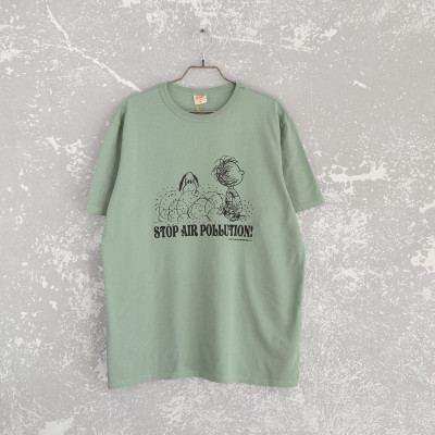 Stop Pollution! Tee