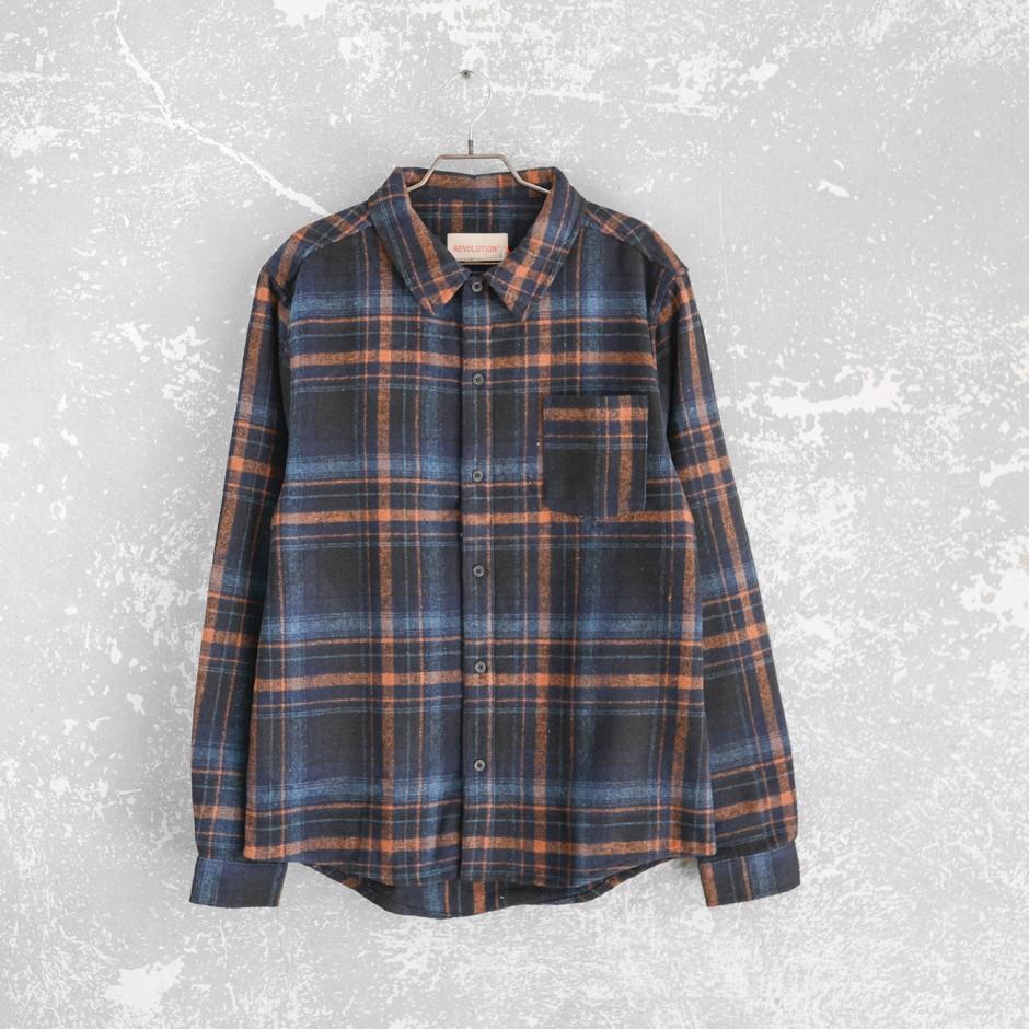3840 Checked Shirt